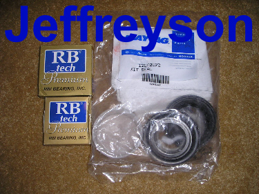 1 Maytag Neptune Washer Bearing And 12002022 Seal Kit Ebay