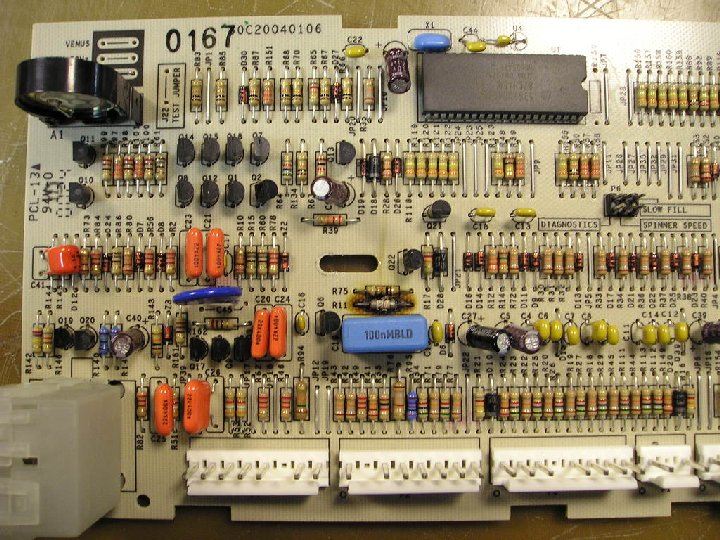 1 Maytag Neptune Washer R11 Q6 Repair Kit Wax Motor